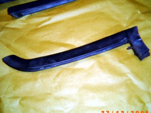 Soft top side seal, left hand, rear l/h, Mazda MX-5 mk1, NA01R1423C, USED